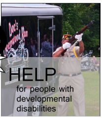 Help For developmentally disabled.