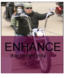 Enhance the community
