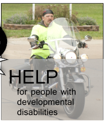 Help for developmentally disabled